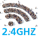 Semtech wireless RF 2.4 GHz transceivers