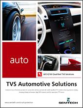 Semtech 产品指南 TVS Auto