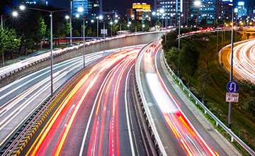 LoRa smart cities connecting a South Korean expressway
