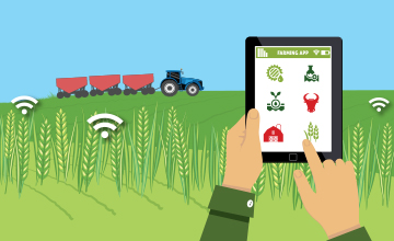 LoRa website smart agriculture NNNCo