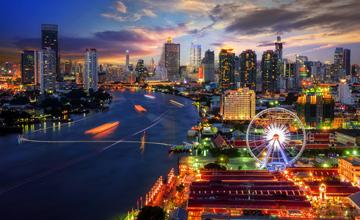 LoRa 网站智慧城市泰国