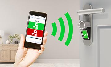 LoRa-based Internet of Things smart home door lock