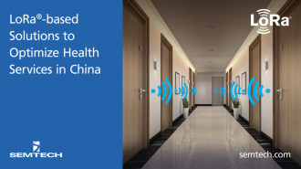 LoRa-based Solutions Optimize Health Services in China