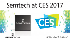 Semtech Highlights Internet of Things and Wireless Charging Platforms at CES 2017 Semtech introduces some of today's most innovative technology platforms