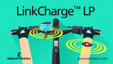 Semtech Releases LinkCharge™ LP Multi-Device Wireless Charging Solution Wireless charging platform simultaneously charges multiple low-power wearables from a single transmitter