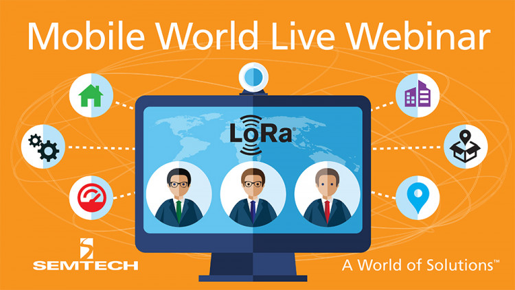 Semtech to Highlight LoRa Technology's Geolocation Feature in Mobile World Live Webinar Panel discussion focuses on use cases for smart city, logistics and supply chain management, and asset tracking
