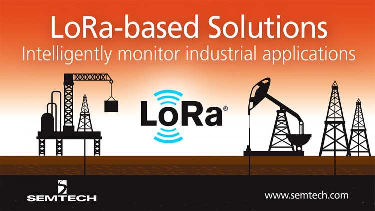 Advantech Delivers Innovative IoT Solutions Using Semtech's LoRa Technology Advantech's LoRa-based solutions intelligently monitor industrial applications in remote areas and harsh environments