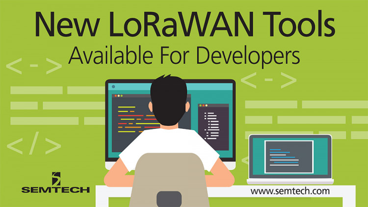 Semtech Introduces New Tools to Enhance Developers' Experience With LoRaWAN Protocol Tools include Semtech's picocell gateway dongle with Linux and Windows software and a LoRaWAN network server demonstration platform