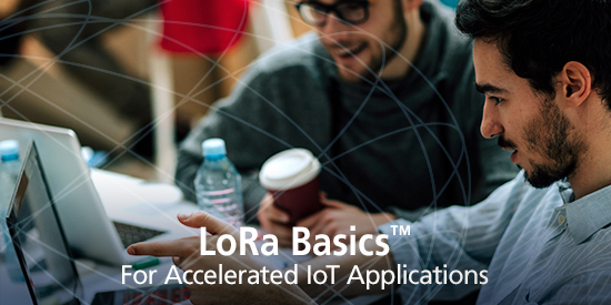 LoRa Basics for Accelerated IoT