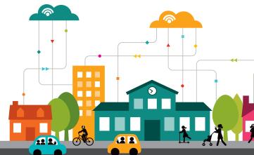 10,000 个配有 LoRa 的电表组成的网络已在德国实施,用以测试传感器和网关的效率并确定数据容量。